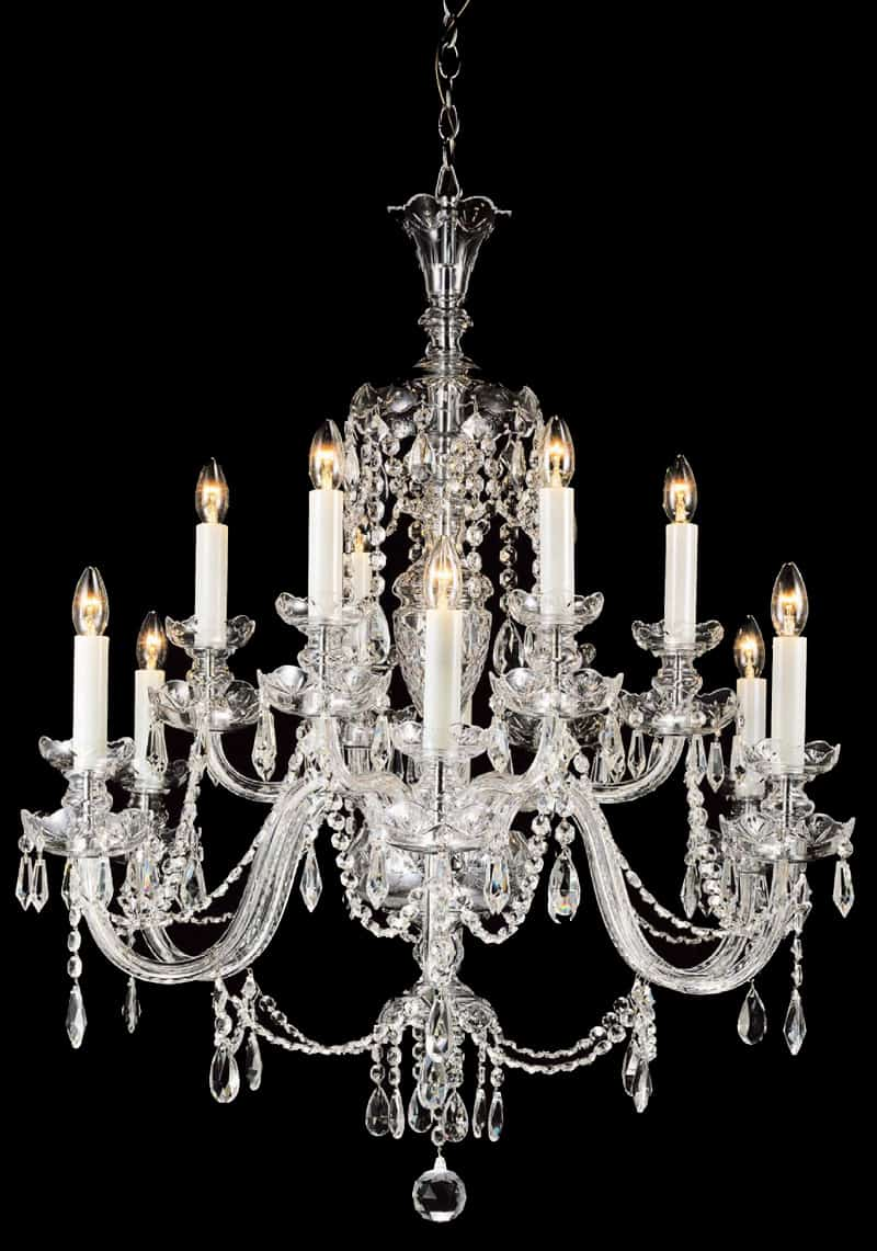 Prociosa georgian lead crystal chandelier czech republic impg3 prociosa georgian lead crystal chandelier czech republic impg2 120cm dia x 128cm high chain 18 lights 25w aloadofball Image collections