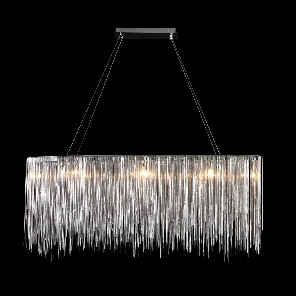 Long Chain Chandelier - Lightstyle Interiors