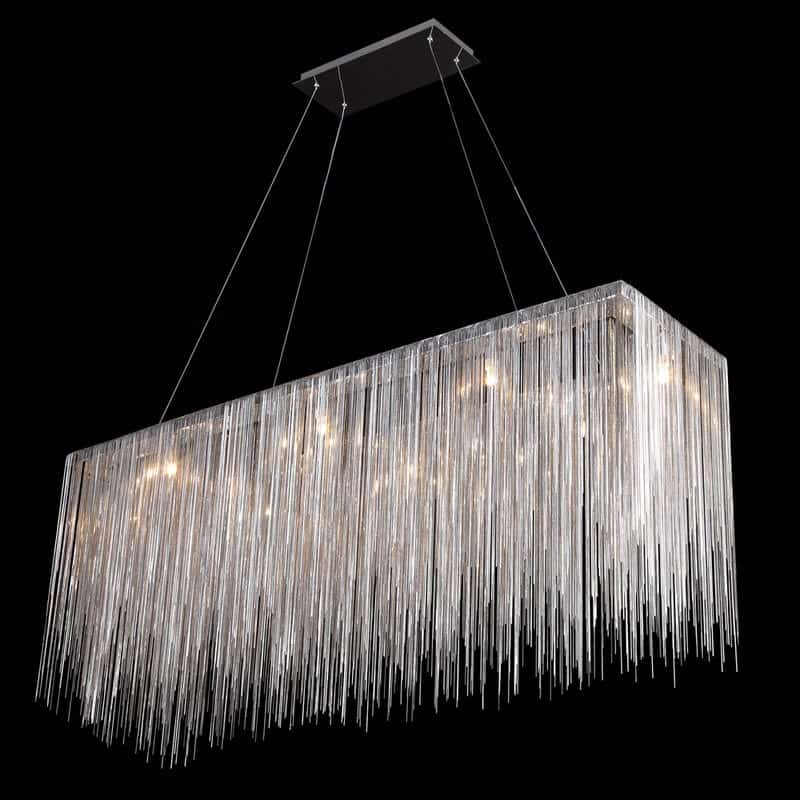 Long Chain Chandelier Lightstyle Interiors